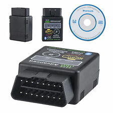 DIAGNOSTICO ELM327 2016 BLUETOOTH MULTIMARCA DIAGNOSIS V2.1 OBDII OBD2 COCHE