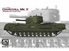 1/35 AFV Club Churchill Mk.V 95mm Howitzer #35155