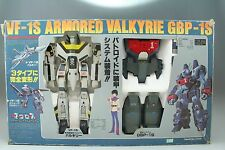 +RARE+ 1/55 scale VF-1S ARMORED VALKYRIE GBP-1S MACROSS ROBOTECH