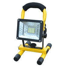 Portable 30W 24 SMD LED Flood Light Outdoor Emergency Spotlight Lamp Waterproof