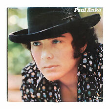 "Paul Anka - Self-Titled Album - ** EXCELLENT CONDITION ** 12"" Vinyl LP"
