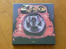 Zao: Shekina Empty Promo Box (Japan Mini-LP no cd magma univeria zekt gong Q