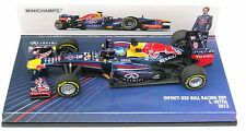 Minichamps Red Bull Rb9 2013 Raza Versión-S Vettel World Champion 1/43 Escala