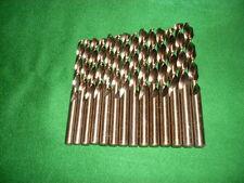 HSS-co barrenas din 338/va 14 unidades de 7,0 mm - 10,0 mm