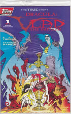 Topps Comics Dracula Vlad the Impaler #1-3 set