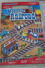 CREATE A SCENE MAGNETIC RAILROAD PLAYSET FOR KIDS W/ SPECIAL NEEDS-BRAND NEW