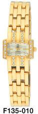 AUSSIE SELLER LADIES BRACELET WATCH CITIZEN MADE GOLD F135-010 RP$99.9 WARRANTY