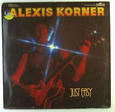 "12"" LP - Alexis Korner - Just Easy - C781 - washed & cleaned"