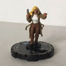 HeroClix UNLEASHED #201  CAMERON CHASE  LE GOLD RING DC ( AGENT )