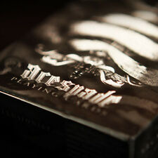 ARCANE BLACK GAFF BICYCLE DECK PLAYING CARDS BY ELLUSIONIST MAGIC TRICKS GIMMICK