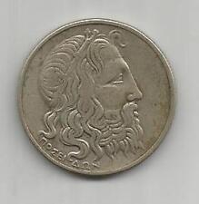 Greece - 20 Drachmai - 1930 - Silver