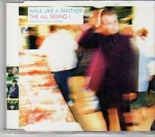 (DH711) Walk Like A Panther, The All Seeing I - 1999 CD