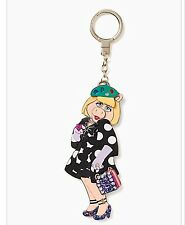 Kate Spade New York Disney Miss Piggy Collection Key Ring New