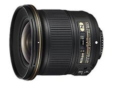 Nikon NIKKOR 20mm f/1.8 SWM AS RF N ED Lens