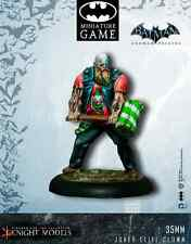 Knight modèles BNIB Batman Arkham Origins-Joker Elite clowns k35bao005