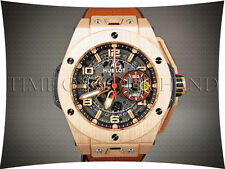 HUBLOT BIG BANG FERRARI 18K ROSE GOLD LIMITED EDITION 401.OX.0123.VR
