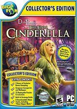 Dark Parables The Final Cinderella C.E PC Games Windows 10 8 7 Vista XP Computer