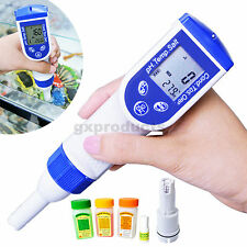 6in1 Water Tester pH ORP Conductivity TDS Salinity Temp °C °F Tester Taiwan Made