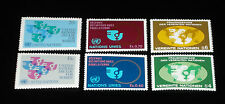 U.N.1980, INTL.DECADE FOR WOMEN, SINGLES, MNH, ALL 3 OFFICES NICE!! LQQK!!!