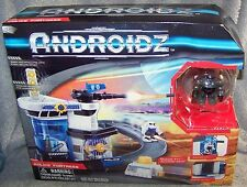 ANDROIDZ TEAM JUSTICE POLICE FORTRESS PLAYSET