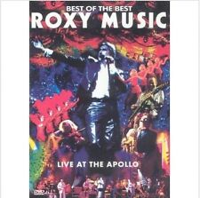 ROXY MUSIC DVD (Sealed) ~ LIVE AT THE APOLLO