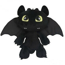 12'' 30cm How to Train Your Dragon Plush Toothless Night Soft Toy Plush Doll