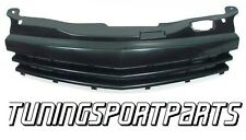 FRONT BLACK GRILL FOR VAUXHALL ASTRA H 05-09 GTC SPORT NO EMBLEM BODY KIT NEW