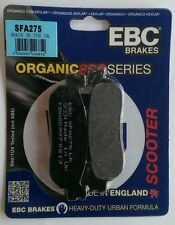 Italjet Jupiter 125 / 150 (2002) EBC REAR Disc Brake Pads (SFA275) (1 Set)