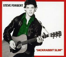 Alive On Arrival/Jack Rabbit Slim - Steve Forbert (2013, CD NEUF)