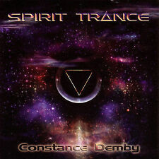 CONSTANCE DEMBY - Spirit Trance -  NEW & SEALED CD - Hearts of Space Ambient