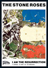 The Stone Roses I Am The  Resurrection Repro Poster