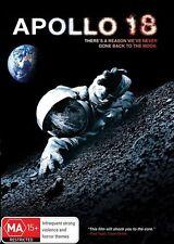 APOLLO 18 DVD Warren Christie Lloyd Owen Ryan Robbins HORROR SCI-FI (Sealed)~R4