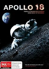 Apollo 18 DVD Like New HORROR  R4