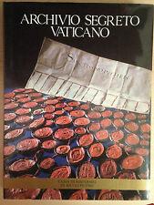 ARCHIVIO SEGRETO VATICANO Natalini, Pagano, Martini Editore Nardini 1991