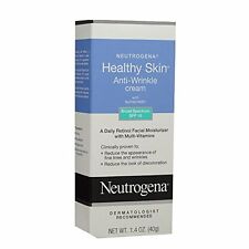 Neutrogena Healthy Skin SPF 15 Anti-Wrinkle Cream 1.4oz Each