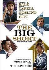The Big Short (DVD, 2016)