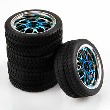12mm Hex RC Tires & Wheel 1/10 Scale For HSP HPI On Road Car
