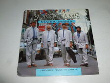 "THE SUNSTREAMS - Maria Maria - 1988 Dutch 2-track 7"" Juke Box Single"