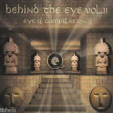 Behind The Eye II 2 - RARE CD EYE Q '95 - TECHNO TRANCE DOWNTEMPO - TBFWM