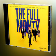 Movie Soundtrack - The Full Monty - Music CD