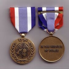 UN United Nations medal for Liberia UNOMIL Mission