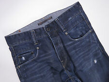 LS5492 G-STAR RAW JEANS PANTS ORIGINAL PREMIUM RADAR JACK 3D KNEES size W31 L34