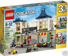 New Sealed Lego Creator 31036 Toy & Grocery Shop (Bricks House) - damaged box