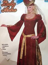 """""""Lady Anne"""" Renessaince Dress Gown"""