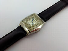 RARE Harwood watch fab. Blancpain automatic vintage sans remontoir