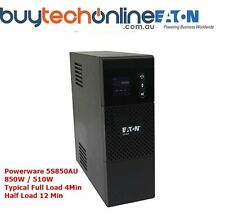 Eaton 5S850AU 700VA/420W Line Interactive  LED Tower UPS AVR with Booster+ Fader