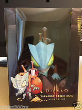 Blizzard Diablo 3 Treasure Goblin Piggy Coin Bank WITH Sound - Blizzcon