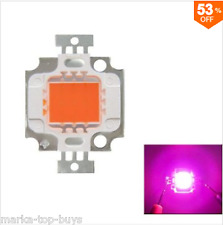 Full Spectrum 10W Pink LED Plant Grow Light Lamp Chip for Garden 9-12V