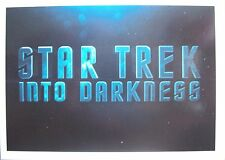 2014 Star Trek Movies Into Darkness Trading Card Basic Set