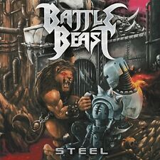 BATTLE BEAST - STEEL  CD HEAVY METAL NEU